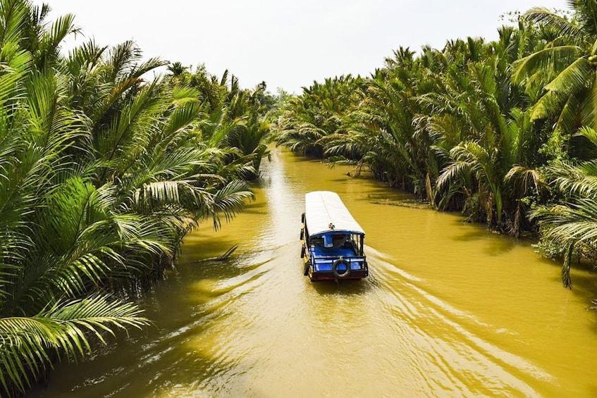 正在顯示第 3 張相片,共 10 張。 Mekong Delta Tour W/ Vinh Trang Pagoda, Rowing-Boat & Lunch