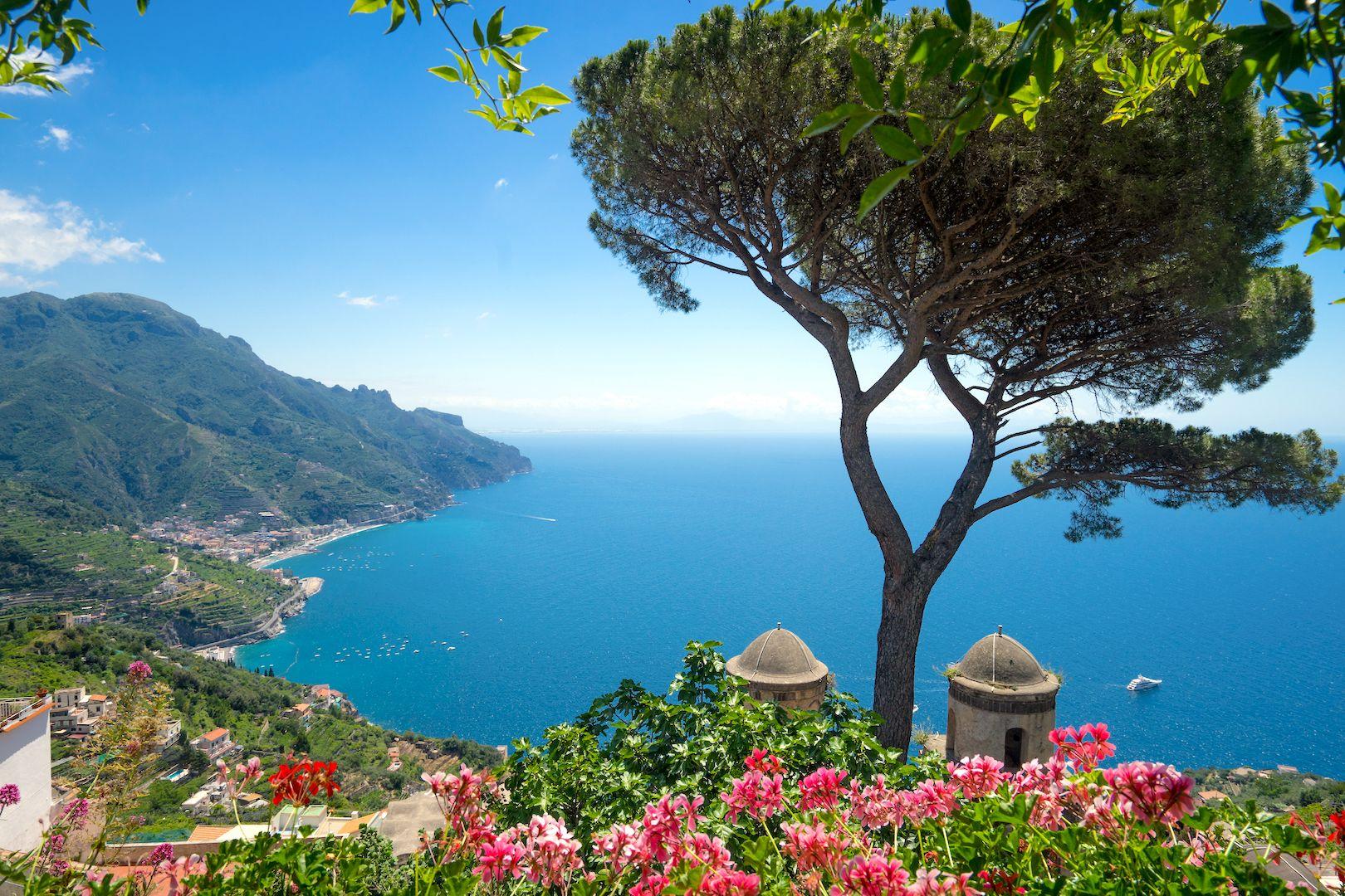 2-Tages-Tour: Amalfiküste- und Capri-Tour mit Übernachtung in Sorrent