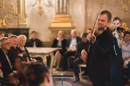 Mirabell Palace Classical Music Concerts in the Marble Hall