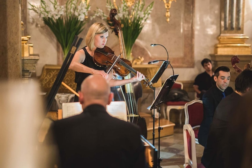 Show item 8 of 8. Mirabell Palace Classical Music Concerts in the Marble Hall