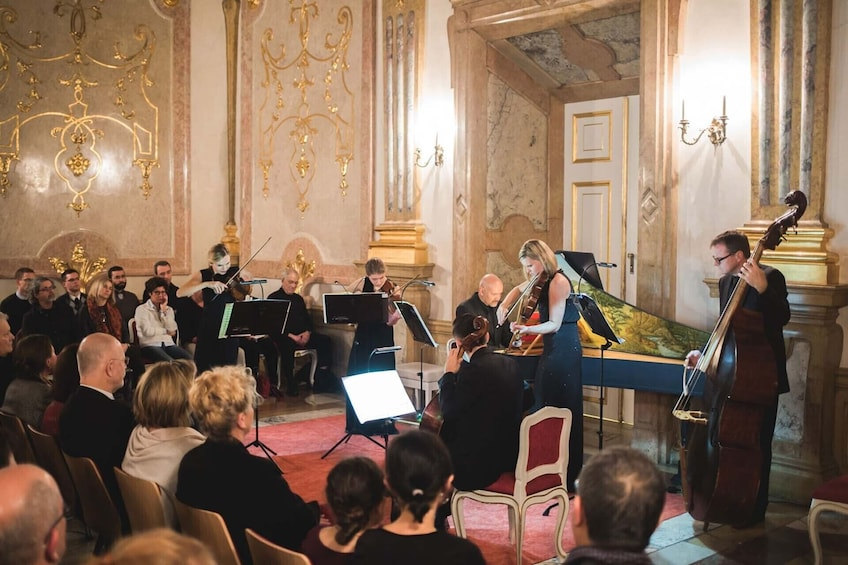 Show item 2 of 8. Mirabell Palace Classical Music Concerts in the Marble Hall
