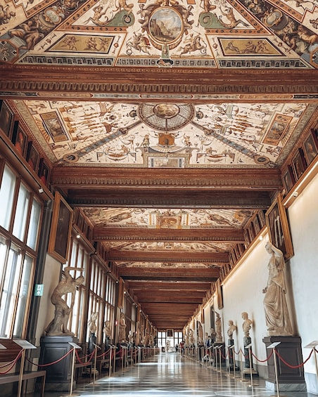Skip-the-Line: Uffizi Gallery Tour from Pisa
