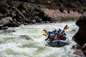 Full Day Rafting Tour through Royal Gorge Bridge and Park