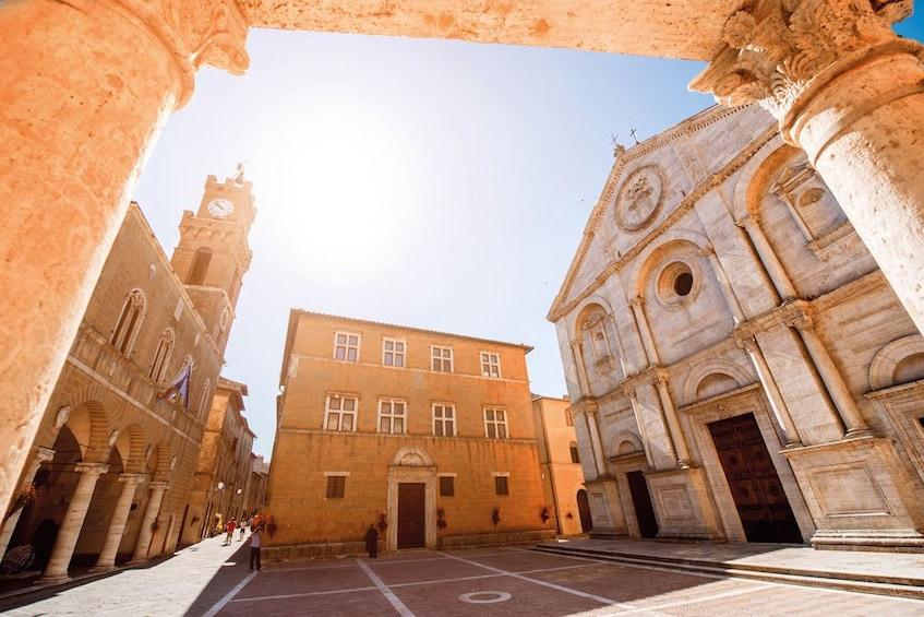 Show item 10 of 10. Montalcino, Pienza & Montepulciano Wine & Food Tour