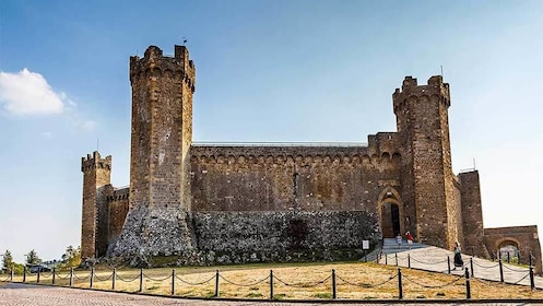 A fortress in Italy