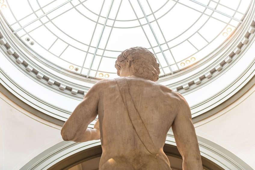 Skip-the-Line: Accademia Gallery Guided Tour from Pisa