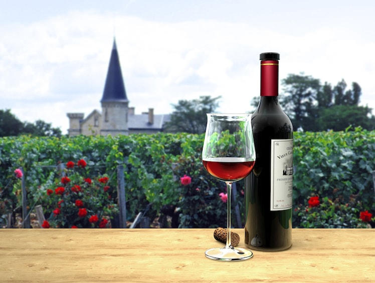 Great Cabernets of the Medoc Wine Day Tour From Bordeaux