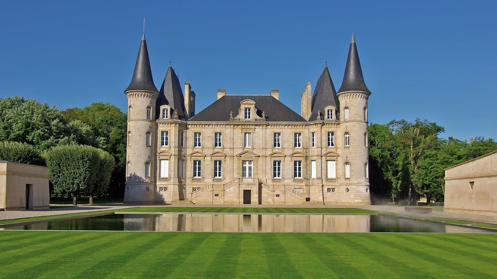 mansion in france