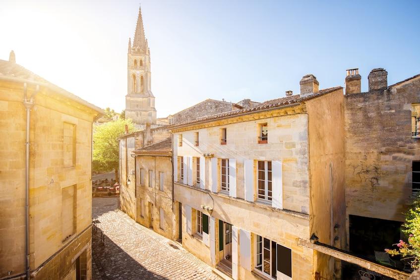 Saint Emilion Full-Day Wine Tour From Bordeaux