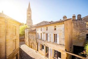 Excursion viticole d'une journée complète de Saint-Émilion au départ de Bor...