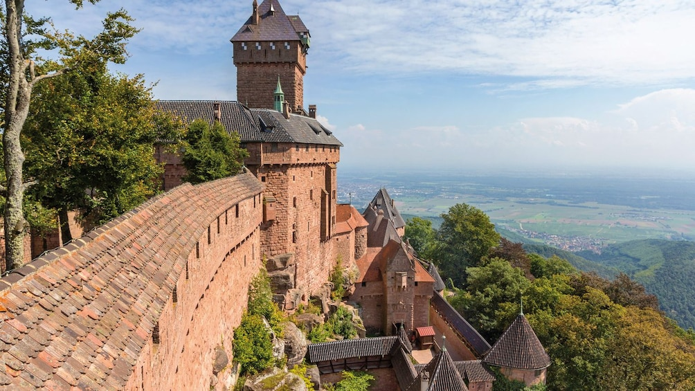 Show item 2 of 5. The Castle of Eguisheim Alsace, France