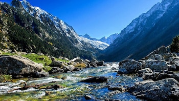Private Medieval Vic & Pyrenees Mountains Tour