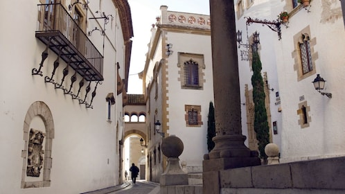 Historic buildings in Terragona