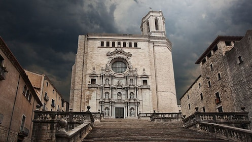 Cathedral in Costa Brava