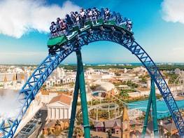 The Land Of Legends Theme Park Entrance Ticket