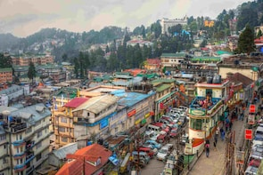 Golden Triangle Tour with Darjeeling