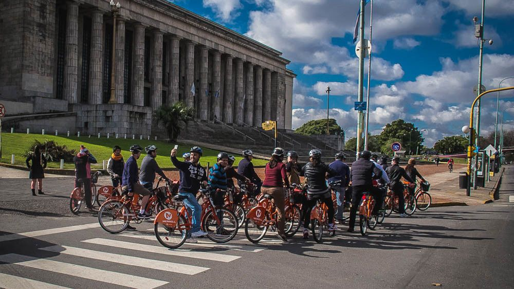 Buenos Aires Bike Tour - Northern Districts