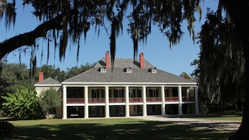 1/2 day combo: Destrehan Plantation & Airboat Ride
