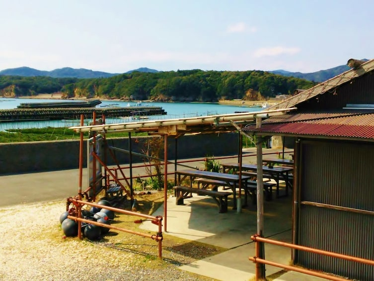 Meet Ama Female Divers at an Ama Hut in Hachiman Kamado, Mie