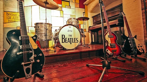 Beatles themed instrumental sets in Liverpool