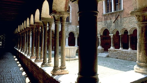 Cloister of Apollonia
