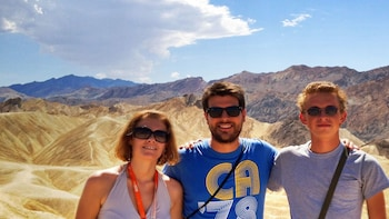 Death Valley Small Group Day Tour from Las Vegas