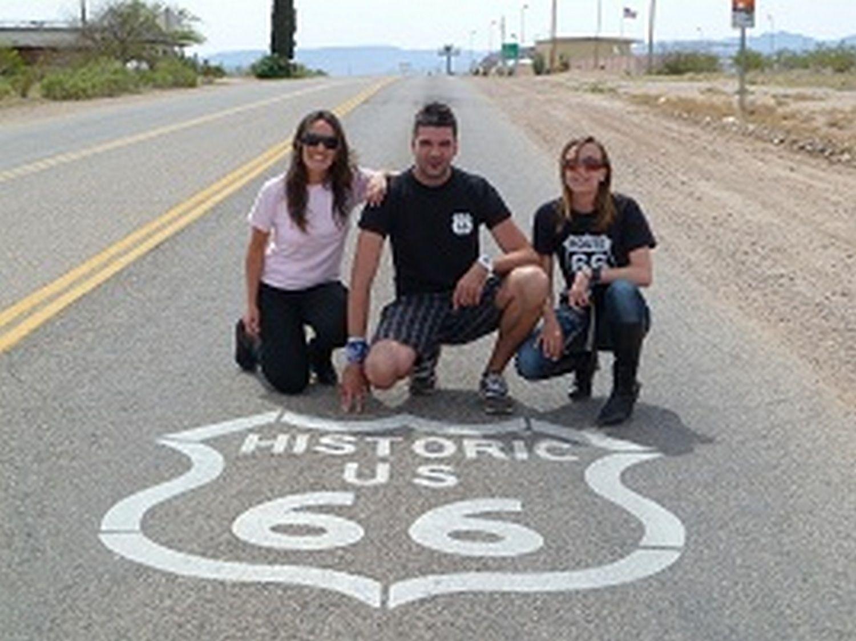 Wild Wild West Route 66 sign Bindlestiff Tours.jpg