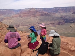 Private Tour of Grand Canyon for 5- Expert Tour Guide