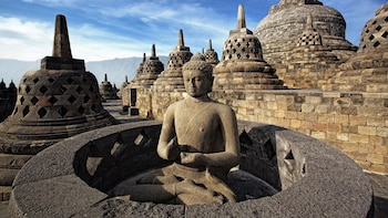 Private Borobudur & Ancient Temples Tour