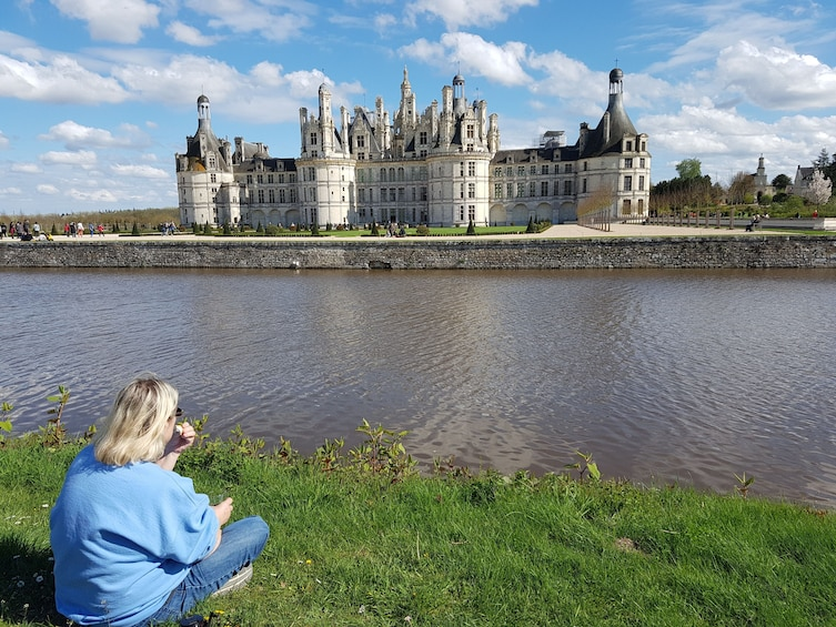 Show item 3 of 5. Full-Day Tour of Chambord, Chenonceau with lunch from Tours