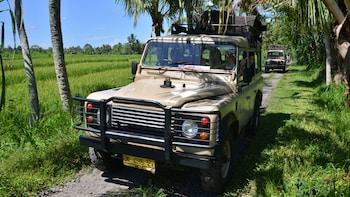 WakaLand-Tour auf der Insel im Allradfahrzeug