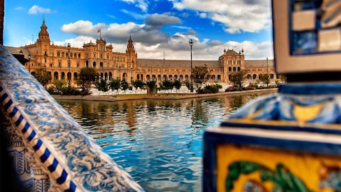Lake view of Seville