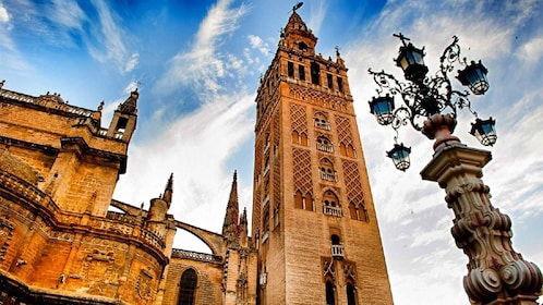 Building view of Seville