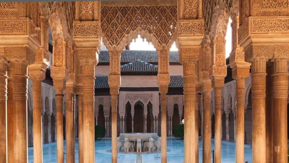 Alhambra Palace.