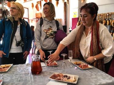 Legends & Gastronomy of Granada