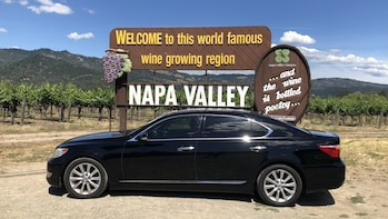 6 Hour - Private Napa Valley Wine Tasting Tour