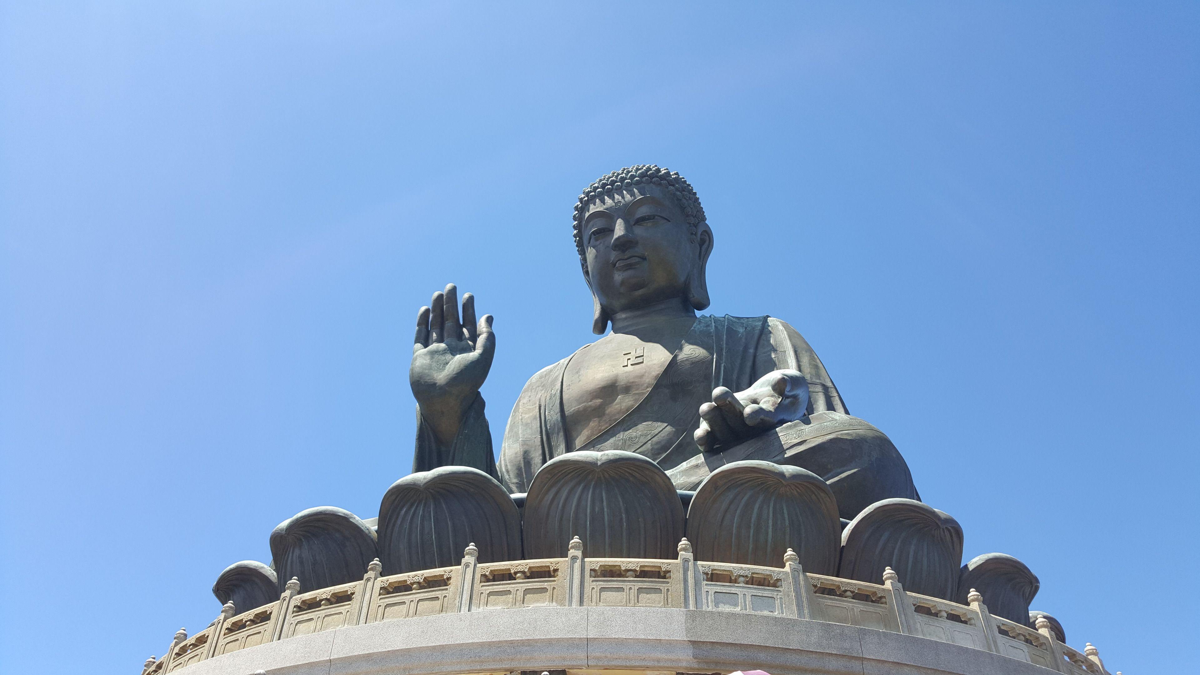 Skip-the-Line Ngong Ping 360, Lantau Island, Big Buddha & Po Lin Monastery ...