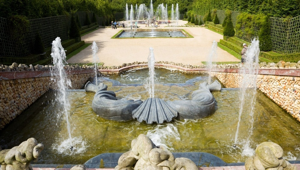 Show item 8 of 8. Small-Group Palace of Versailles Half-Day Guided Tour with Hotel Pickup