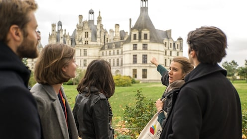 Small-Group Loire Valley & Castles Tour from Paris