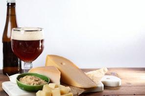 Visita por Bruselas con cerveza belga y maridaje gastronómico