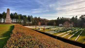 Campos de batalla de la Primera Guerra Mundial en Flandes