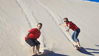 Quad bike Tour with Sandboarding on Kangaroo Island for 2