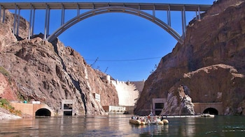 Colorado River Rafting Adventure - Starts at Hoover Dam!