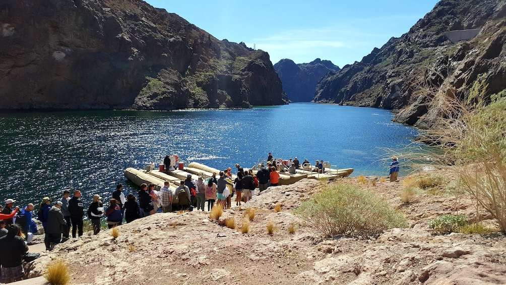 Show item 2 of 6. Colorado River Rafting Adventure - Starts at Hoover Dam!
