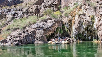 Guided Colorado River Rafting Adventure with Hoover Dam Stop