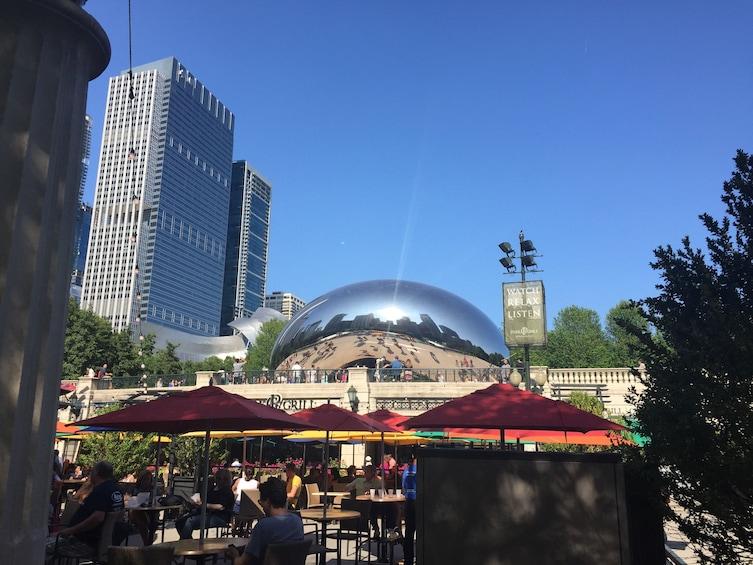 Show item 4 of 10. Chicago Hop-On Hop-Off Big Bus Tour