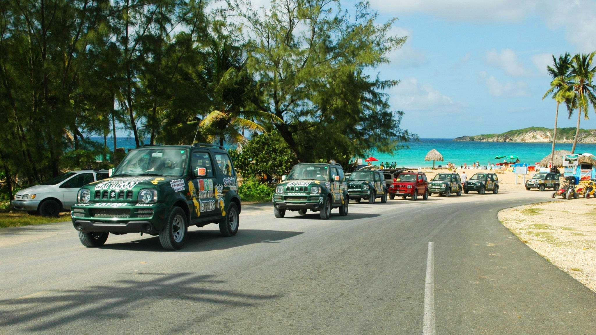 Safari in Jeep