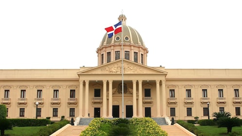 Dominican Republic National Palace in Santo Domingo