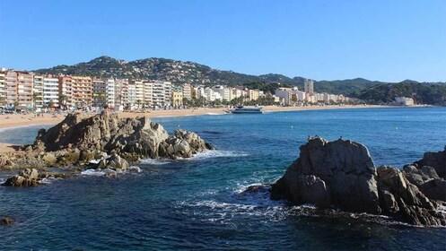 Lloret de Mar, a Town in Spain