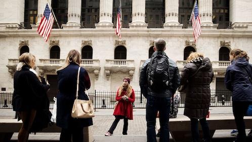 Tour of Wall Street